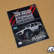 Axial SCX10 II Kit Build – Part 1