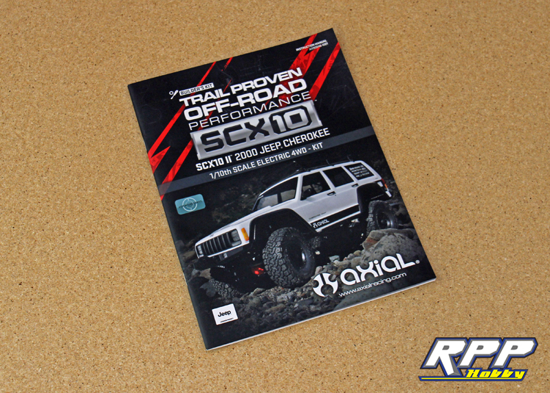 Axial SCX10 II Kit Build – Part 1 | RPP Hobby Blog