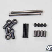 Vaterra Ascender K5 Blazer Kit Build – Part 5