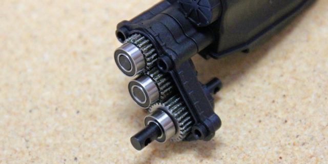 Axial SCX10 II Build – Part 3