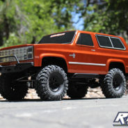 Vaterra Ascender K5 Blazer Kit Build – Part 7