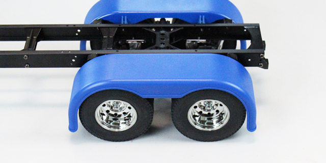 Tamiya Grand Hauler Kit Build – Part 4