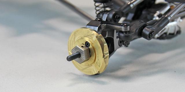 Vaterra Ascender Option Parts Install