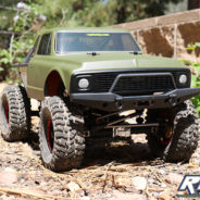 Vaterra Ascender – K5 Blazer to K10 Pickup Conversion