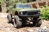 Vaterra Ascender – K5 Blazer to K10 Pickup Conversion