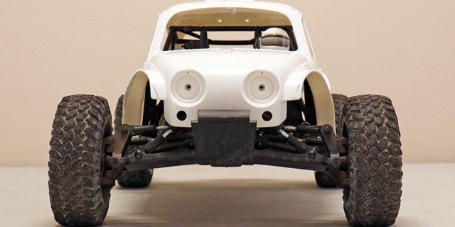 Custom Baja Bug Build – Part 1