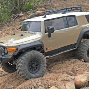 HPI Racing – RTR Venture Toyota FJ Cruiser – Overview and Video
