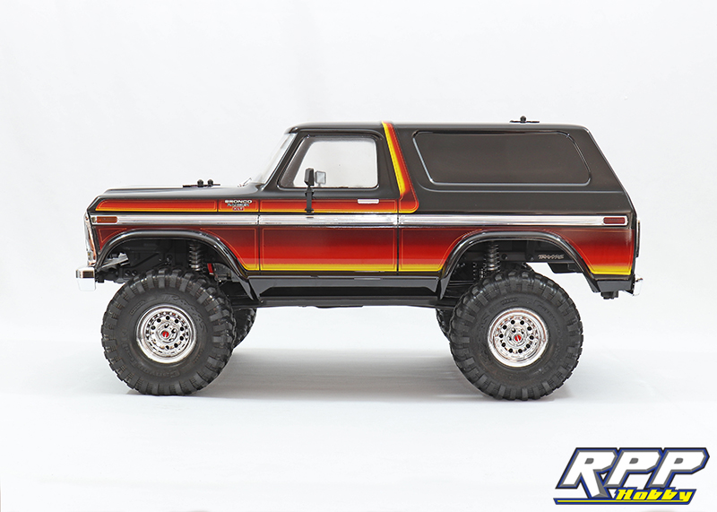 Traxxas TRX-4 Ford Bronco RTR – Inside Look and Video | RPP