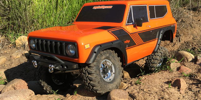 Redcat Racing – Gen8 Scout II RTR – First Look and Video