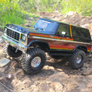 Traxxas TRX-4 Ford Bronco RTR – Inside Look and Video