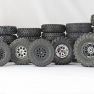 Scale R/C Wheels, Tires, and Foams – Inside Out