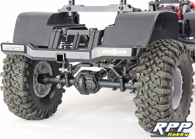 Cross-RC FR4 Demon RTR – First Look and Trail Run Video | RPP Hobby Blog