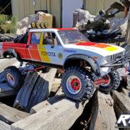Skip Miller's Toyota Truck – RPP Hobby Customer Build