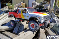 Skip Miller's Toyota Truck – RPP Hobby Customer Build