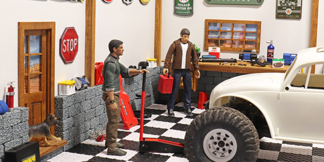 RPP Hobby's Scale Garage – Part 4