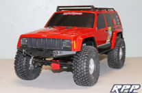 Option Parts Install – SCX10II Cherokee Kit